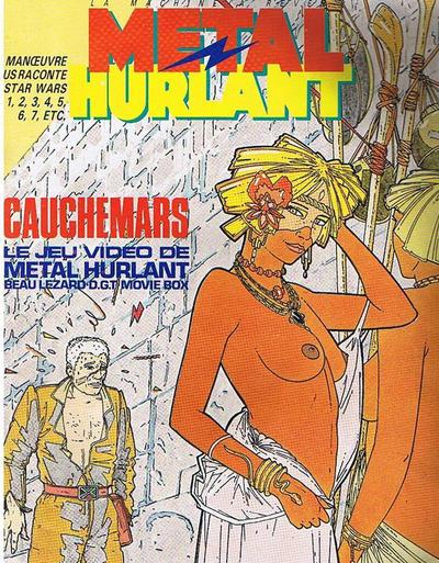 Cover for Métal Hurlant (Les Humanoïdes Associés, 1975 series) #90