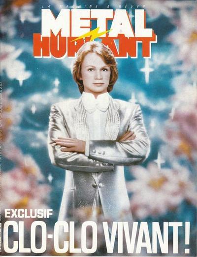 Cover for Métal Hurlant (Les Humanoïdes Associés, 1975 series) #103