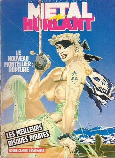 Cover for Métal Hurlant (Les Humanoïdes Associés, 1975 series) #111