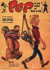 Cover for Pep (Geïllustreerde Pers, 1962 series) #10/1962