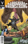 Cover for Archer and Armstrong (Valiant Entertainment, 2012 series) #12 [Cover A - Emanuela Lupacchino]