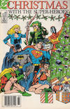 Cover for Christmas with the Super-Heroes (DC, 1988 series) #1 [Newsstand]