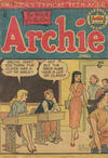 Cover for Archie Comics (H. John Edwards, 1950 ? series) #6