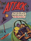 Cover for Attack (Horwitz, 1958 ? series) #13
