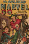 Cover for The Masked Marvel (Atlas, 1953 ? series) #4
