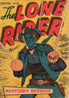 Cover for The Lone Rider (Horwitz, 1950 ? series) #16