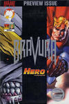 Cover Thumbnail for Bravura (1995 series) #1/2 [Platinum Edition]