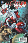 Cover for Harley Quinn (DC, 2014 series) #1 [2nd Printing]