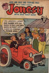 Cover for Jonesy  Wits and Half Wits (Cleland, 1950 ? series) #3