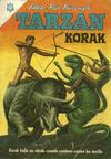 Cover for Tarzán (Editorial Novaro, 1951 series) #177
