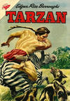 Cover for Tarzán (Editorial Novaro, 1951 series) #49