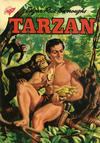 Cover for Tarzán (Editorial Novaro, 1951 series) #54