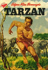 Cover for Tarzán (Editorial Novaro, 1951 series) #46