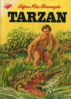 Cover for Tarzán (Editorial Novaro, 1951 series) #55