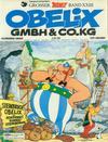 Cover for Asterix (Egmont Ehapa, 1968 series) #23 - Obelix GmbH & Co. KG [1. Aufl. 1978]