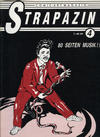 Cover for Strapazin (Strapazin, 1984 series) #4