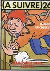 Cover for À Suivre [(À Suivre)] (Casterman, 1977 series) #26