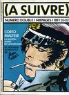 Cover for (À Suivre) (Casterman, 1977 series) #31/32
