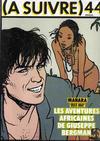 Cover for (À Suivre) (Casterman, 1977 series) #44