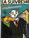 Cover for (À Suivre) (Casterman, 1977 series) #48