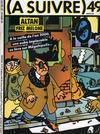 Cover for (À Suivre) (Casterman, 1977 series) #49