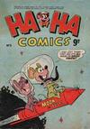 Cover for Ha Ha Comics (H. John Edwards, 1950 ? series) #3