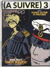 Cover for (À Suivre) (Casterman, 1977 series) #3