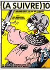 Cover for (À Suivre) (Casterman, 1977 series) #10