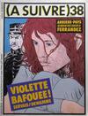 Cover for (À Suivre) (Casterman, 1977 series) #38