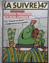 Cover for (À Suivre) (Casterman, 1977 series) #47