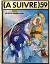 Cover for (À Suivre) (Casterman, 1977 series) #59