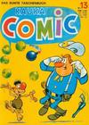 Cover for Kauka Comic (Gevacur, 1969 series) #13