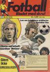 Cover for Fotball (Illustrerte Klassikere / Williams Forlag, 1973 series) #8/1974