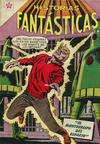 Cover for Historias Fantásticas (Editorial Novaro, 1958 series) #27