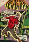 Cover for Historias Fantásticas (Editorial Novaro, 1958 series) #27