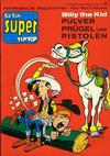 Cover for Fix und Foxi Super (Gevacur, 1967 series) #11 - Lucky Luke: Billy the Kid - Pulver, Prügel und Pistolen