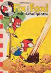 Cover for Fix und Foxi mit Schallplatte (Pabel Verlag, 1960 series) #11
