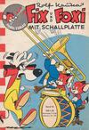 Cover for Fix und Foxi mit Schallplatte (Pabel Verlag, 1960 series) #16