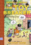 Cover for Benny and Penny in The Toy Breaker (RAW Junior, 2010 series)