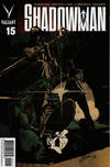 Cover for Shadowman (Valiant Entertainment, 2012 series) #15 [Cover A - Roberto de la Torre]