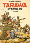 Cover for Tarawa (Dupuis, 1975 series) #1 - Het bloedige atol Eerste deel