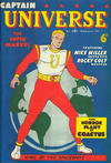 Cover for Captain Universe (Arnold Book Company, 1954 series) #1