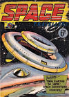 Cover for Space Travellers (Donald F. Peters, 1950 ? series) #1