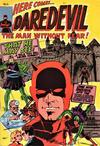 Cover for Daredevil (Yaffa / Page, 1977 series) #3