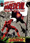 Cover for Daredevil (Yaffa / Page, 1977 series) #8