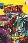 Cover for Daredevil (Yaffa / Page, 1977 series) #9