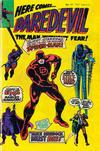 Cover for Daredevil (Yaffa / Page, 1977 series) #10