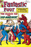 Cover for Fantastic Four (Yaffa / Page, 1981 series) #2