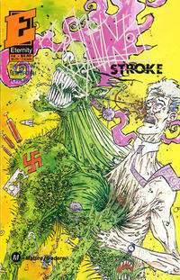 Cover Thumbnail for Killing Stroke (Malibu, 1991 series) #4