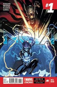 Cover Thumbnail for Nova (Marvel, 2013 series) #13.NOW